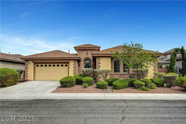 68 Teahouse Street, Las Vegas, NV 89138 (MLS #2335579) :: Custom Fit Real Estate Group