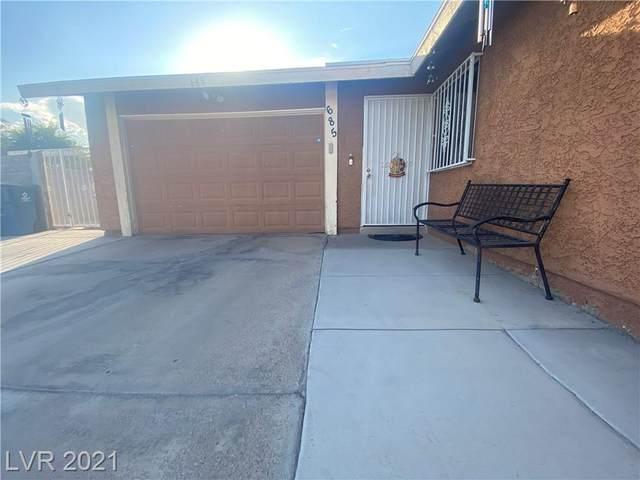 685 Riata Way, Las Vegas, NV 89110 (MLS #2335588) :: Custom Fit Real Estate Group