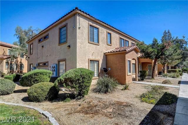 2030 Rancho Lake Drive #202, Las Vegas, NV 89108 (MLS #2335596) :: Jack Greenberg Group