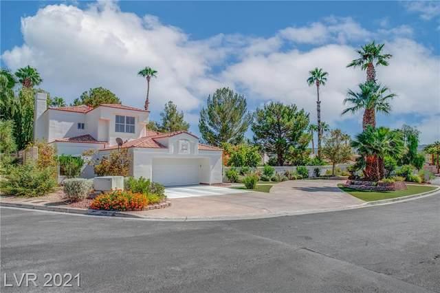 224 Drysdale Circle, Henderson, NV 89074 (MLS #2335597) :: Galindo Group Real Estate