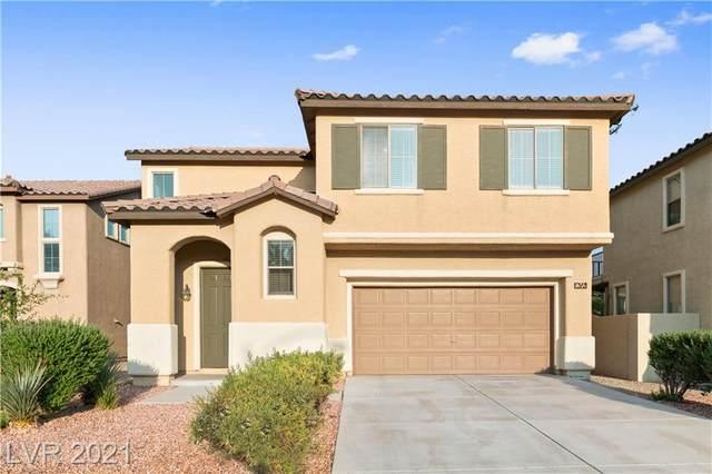 5448 Grand Rapids Street, Las Vegas, NV 89031 (MLS #2335605) :: Lindstrom Radcliffe Group