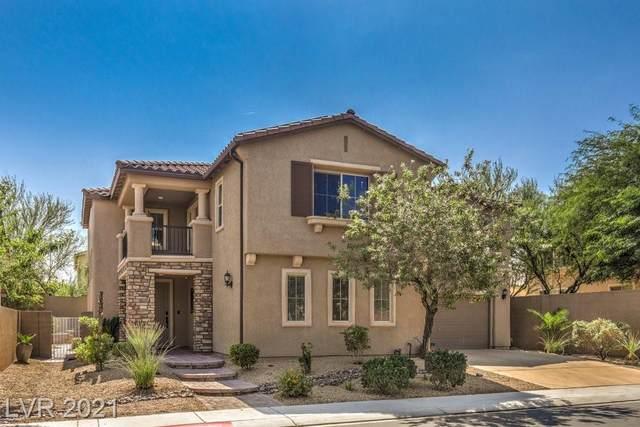 2213 Barhill Avenue, North Las Vegas, NV 89084 (MLS #2335608) :: Signature Real Estate Group