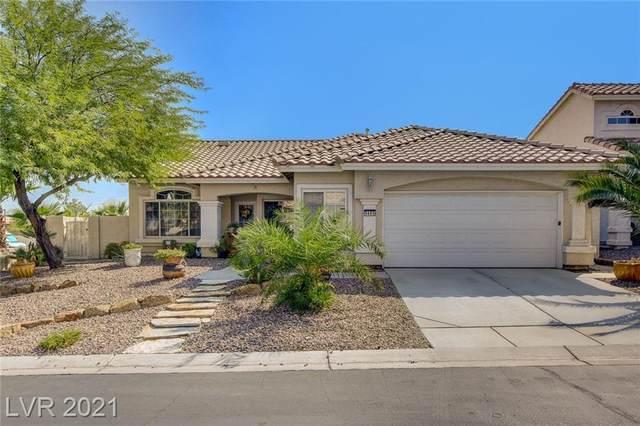 9485 Marina Valley Avenue, Las Vegas, NV 89147 (MLS #2335609) :: Lindstrom Radcliffe Group
