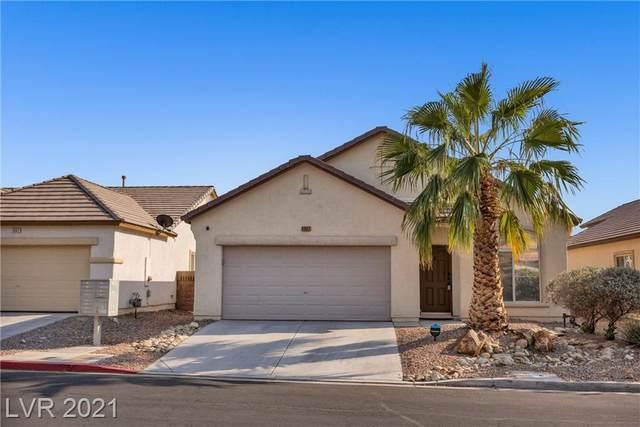 3937 Yellow Mandarin Avenue, North Las Vegas, NV 89081 (MLS #2335610) :: Lindstrom Radcliffe Group