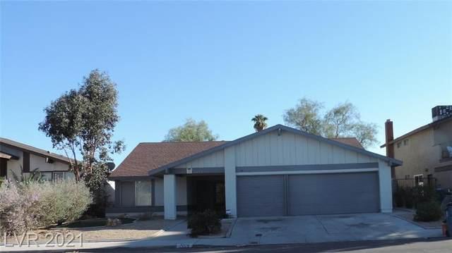 6555 Gunderson Boulevard, Las Vegas, NV 89103 (MLS #2335621) :: Custom Fit Real Estate Group