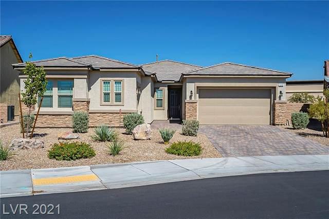 1012 Terron Allen Avenue, North Las Vegas, NV 89031 (MLS #2335627) :: Lindstrom Radcliffe Group
