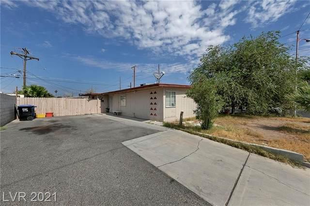 3716 Stanley Avenue, North Las Vegas, NV 89030 (MLS #2335639) :: Signature Real Estate Group