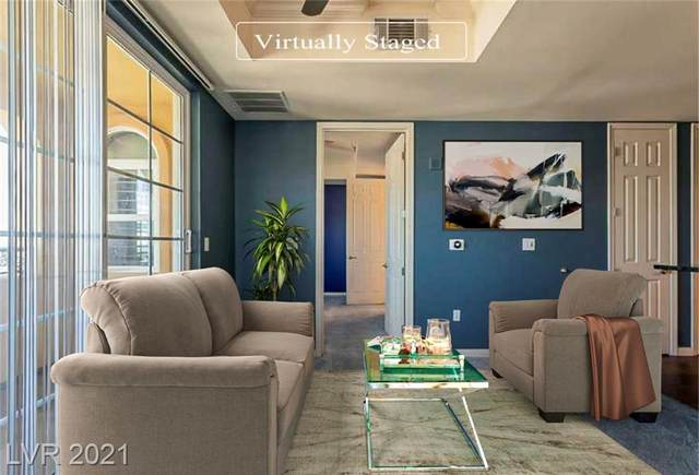2405 W Serene Avenue #809, Las Vegas, NV 89123 (MLS #2335640) :: Jack Greenberg Group