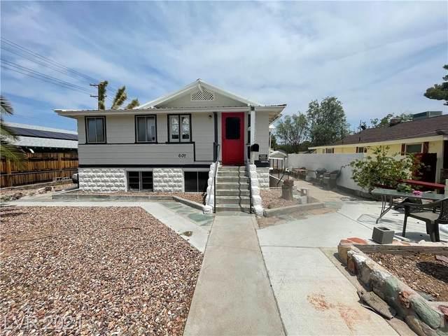 607 Avenue D, Boulder City, NV 89005 (MLS #2335642) :: Lindstrom Radcliffe Group