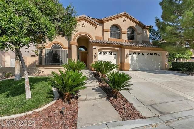 712 Eaglewood Drive, Las Vegas, NV 89144 (MLS #2335645) :: ERA Brokers Consolidated / Sherman Group