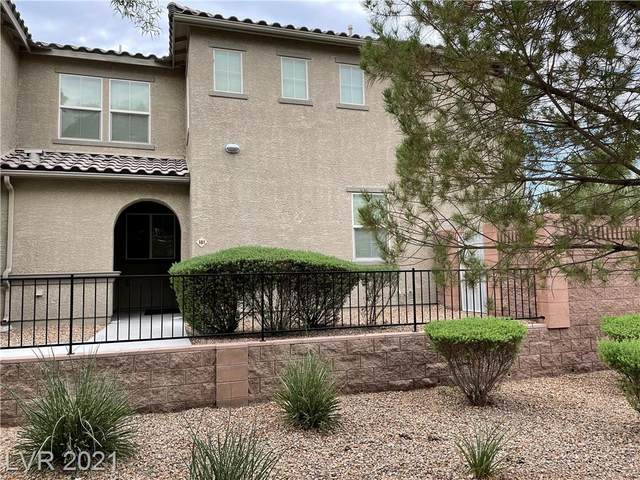 310 Clarence House Avenue #101, North Las Vegas, NV 89032 (MLS #2335648) :: The Melvin Team