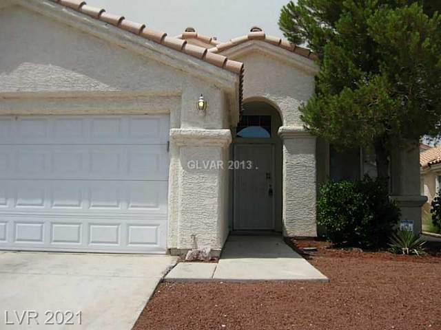 1932 Quartet Drive, North Las Vegas, NV 89032 (MLS #2335656) :: Galindo Group Real Estate