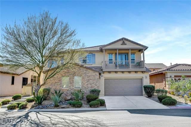 10003 Bayberry Bend Street, Las Vegas, NV 89178 (MLS #2335660) :: Lindstrom Radcliffe Group