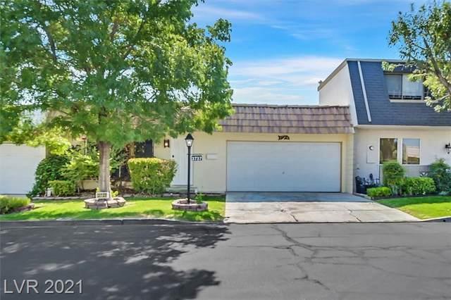 3737 Cannon Avenue, Las Vegas, NV 89121 (MLS #2335664) :: Jeffrey Sabel