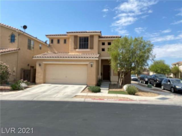 711 Yew Barrow Court, Henderson, NV 89011 (MLS #2335677) :: Custom Fit Real Estate Group