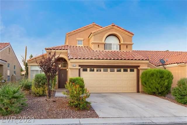 8012 Verde Springs Drive, Las Vegas, NV 89128 (MLS #2335697) :: Signature Real Estate Group