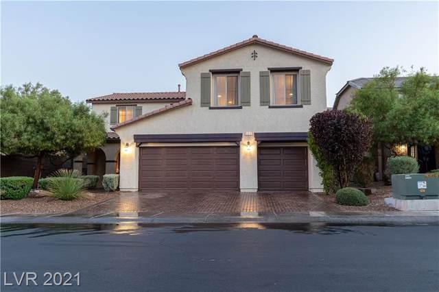 905 Twilight Peak Avenue, Henderson, NV 89012 (MLS #2335698) :: Signature Real Estate Group