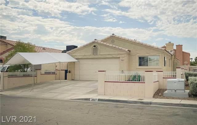 3927 Sir Payne Court, Las Vegas, NV 89104 (MLS #2335721) :: Lindstrom Radcliffe Group