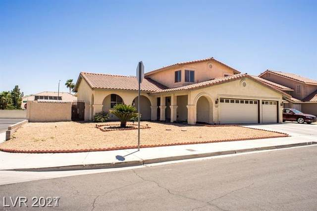 1600 Afton Drive, Las Vegas, NV 89117 (MLS #2335730) :: Lindstrom Radcliffe Group