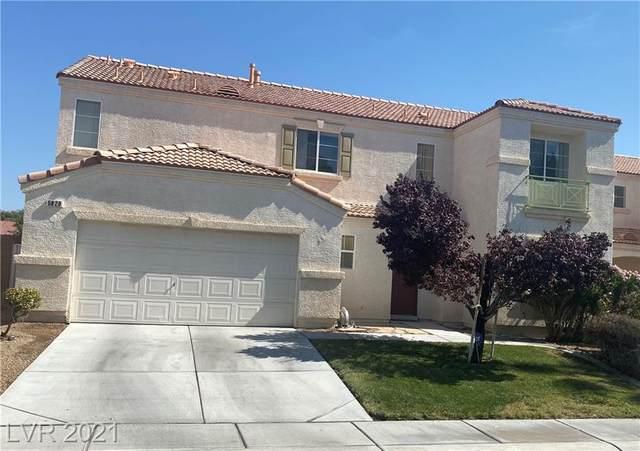 5828 Creekside Sands Lane, North Las Vegas, NV 89031 (MLS #2335731) :: The Chris Binney Group | eXp Realty