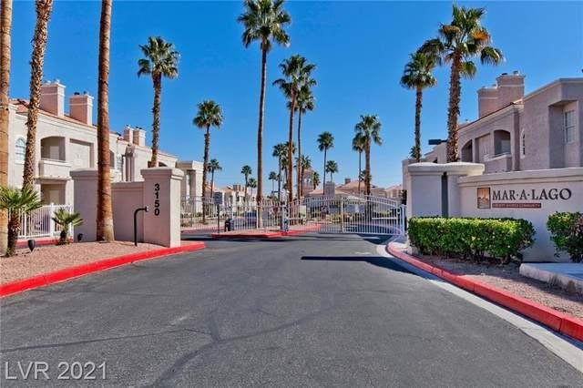 3150 Soft Breezes Drive #1190, Las Vegas, NV 89128 (MLS #2335732) :: Keller Williams Realty