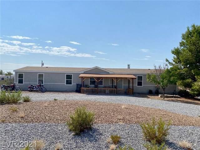 821 Fort Carson Road, Pahrump, NV 89060 (MLS #2335733) :: Custom Fit Real Estate Group
