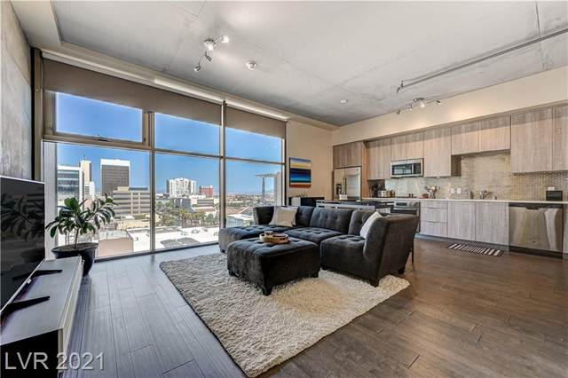 353 E Bonneville Avenue #801, Las Vegas, NV 89101 (MLS #2335736) :: Coldwell Banker Premier Realty