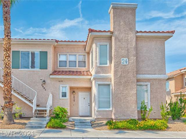 251 S Green Valley Parkway #2412, Henderson, NV 89012 (MLS #2335739) :: Coldwell Banker Premier Realty