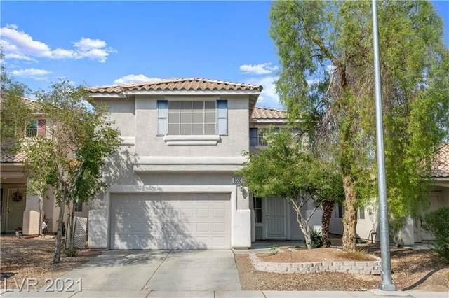 8556 Lost Gold Avenue, Las Vegas, NV 89129 (MLS #2335744) :: Custom Fit Real Estate Group