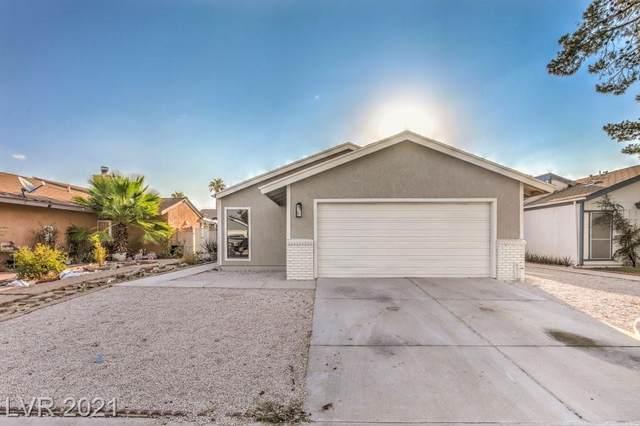 4037 Broadriver Drive, Las Vegas, NV 89108 (MLS #2335747) :: Custom Fit Real Estate Group