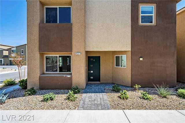 4527 Sapphire Moon Avenue, North Las Vegas, NV 89084 (MLS #2335748) :: Custom Fit Real Estate Group