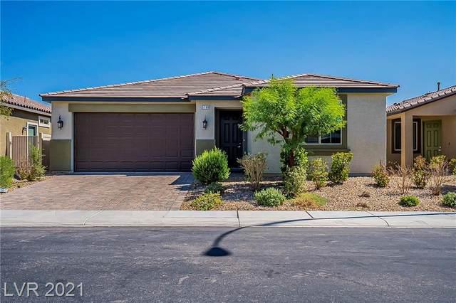 5708 Alitak Bay Street, North Las Vegas, NV 89081 (MLS #2335750) :: Custom Fit Real Estate Group
