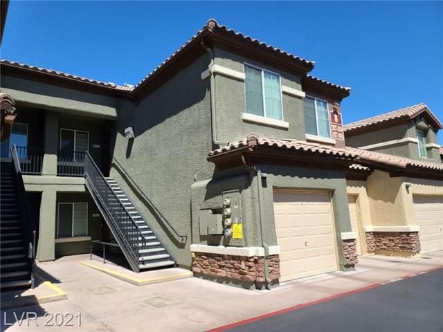 8324 W Charleston Boulevard #1027, Las Vegas, NV 89117 (MLS #2335755) :: Custom Fit Real Estate Group