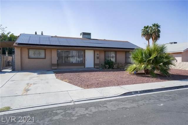 5319 Regal Avenue, Las Vegas, NV 89146 (MLS #2335756) :: Custom Fit Real Estate Group