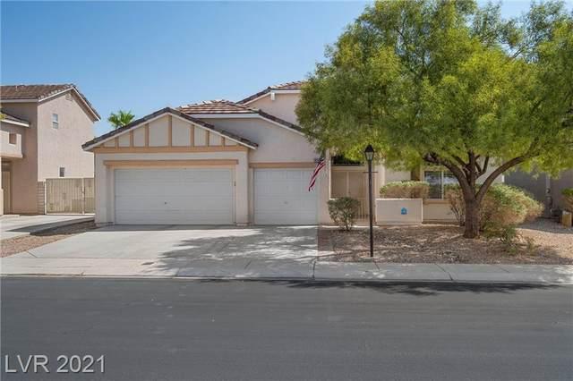 8908 Saw Horse Street, Las Vegas, NV 89143 (MLS #2335761) :: Lindstrom Radcliffe Group