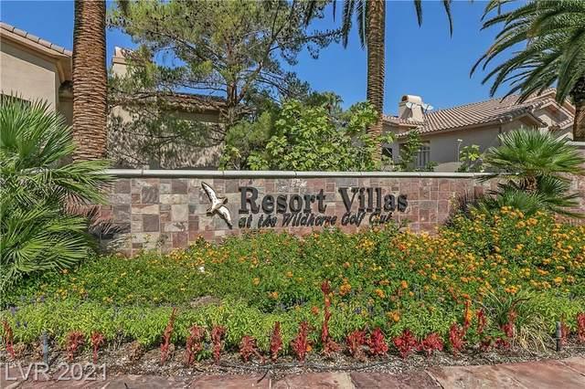 2050 W Warm Springs Road #3424, Henderson, NV 89014 (MLS #2335762) :: Jack Greenberg Group