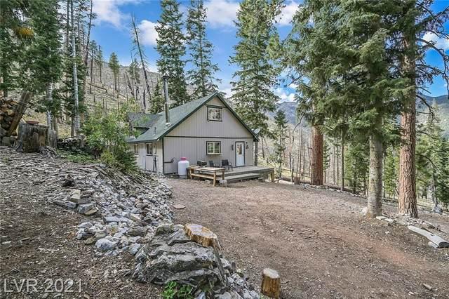 525 Snow Fall Trail Trail, Las Vegas, NV 89124 (MLS #2335770) :: Jeffrey Sabel