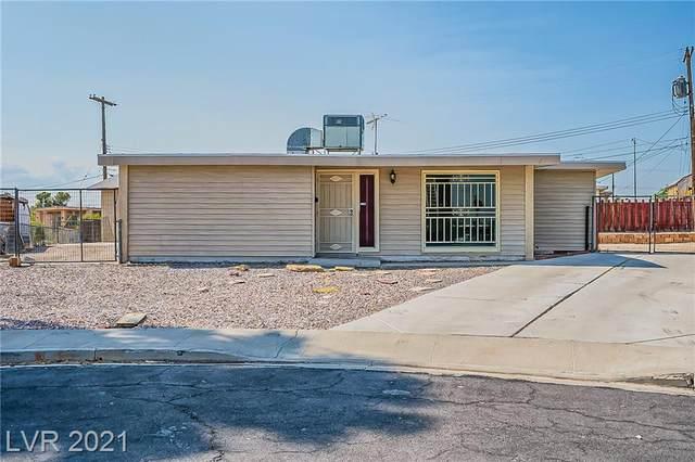 4691 Sun Valley Circle, Las Vegas, NV 89122 (MLS #2335774) :: Jack Greenberg Group
