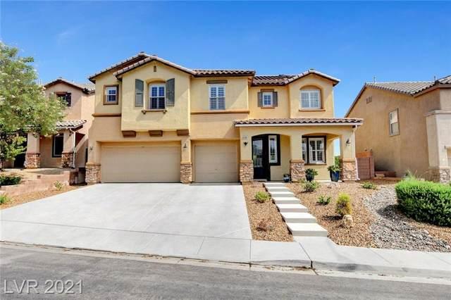 6304 Silver Edge Street, North Las Vegas, NV 89031 (MLS #2335781) :: Signature Real Estate Group