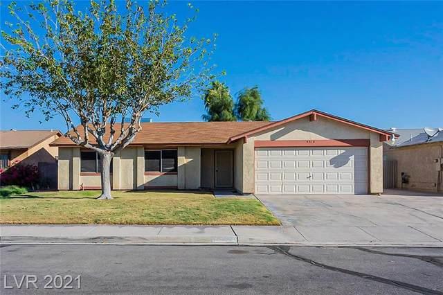 4318 Sun Vista Drive, Las Vegas, NV 89104 (MLS #2335784) :: Jack Greenberg Group