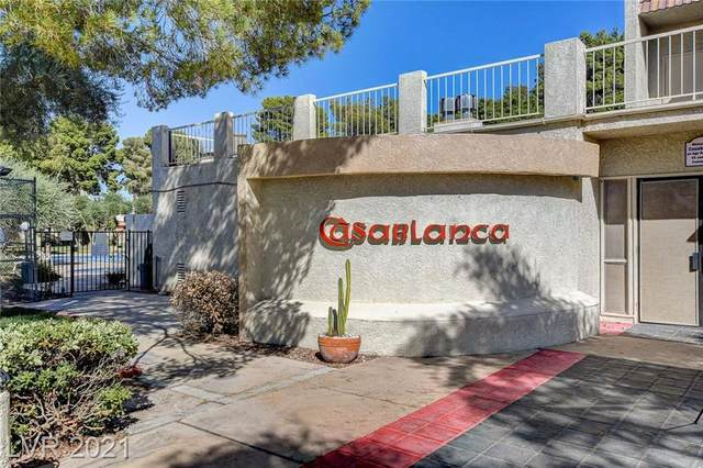 750 S Royal Crest Circle #333, Las Vegas, NV 89169 (MLS #2335806) :: Coldwell Banker Premier Realty