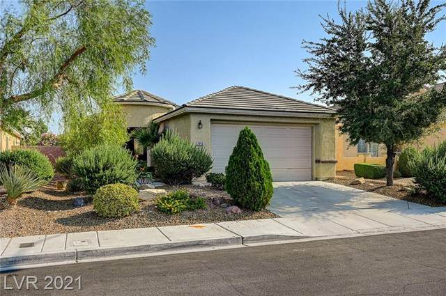 2456 Sturrock Drive, Henderson, NV 89044 (MLS #2335807) :: Signature Real Estate Group