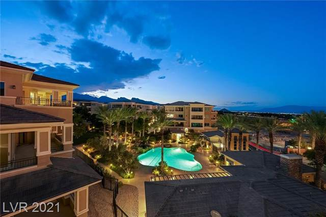 9136 Las Manaitas Avenue #401, Las Vegas, NV 89144 (MLS #2335811) :: Coldwell Banker Premier Realty