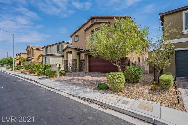 5212 Mountain Garland Lane, North Las Vegas, NV 89081 (MLS #2335818) :: The TR Team