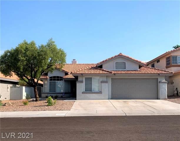 8425 Justine Court, Las Vegas, NV 89128 (MLS #2335821) :: Keller Williams Realty