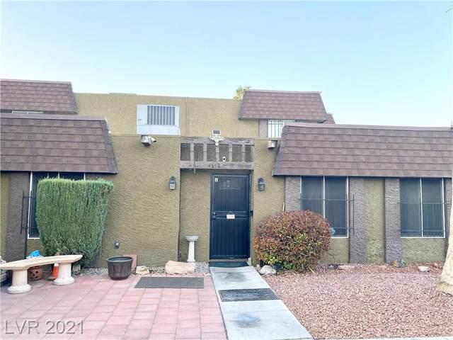 4698 Monterey Circle #1, Las Vegas, NV 89169 (MLS #2335836) :: Jeffrey Sabel