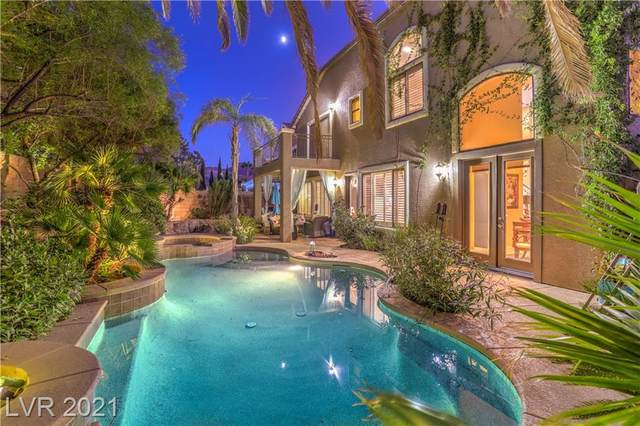2272 Tedesca Drive, Henderson, NV 89052 (MLS #2335838) :: Signature Real Estate Group