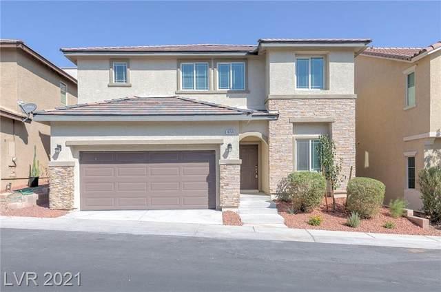 10758 Red Badge Avenue, Las Vegas, NV 89166 (MLS #2335850) :: Signature Real Estate Group