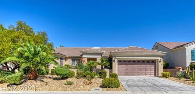 1699 Wellington Springs Avenue, Henderson, NV 89052 (MLS #2335885) :: Signature Real Estate Group