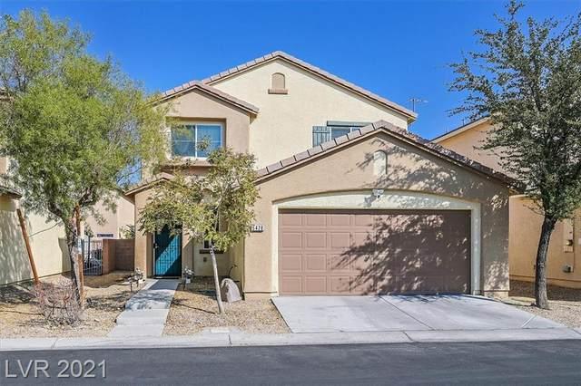 5428 Ovando Way, Las Vegas, NV 89122 (MLS #2335922) :: Signature Real Estate Group